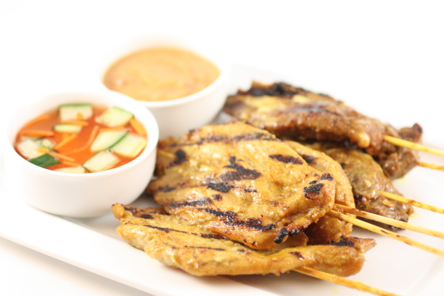 Chicken-Satay