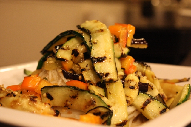Vegetable-Grill